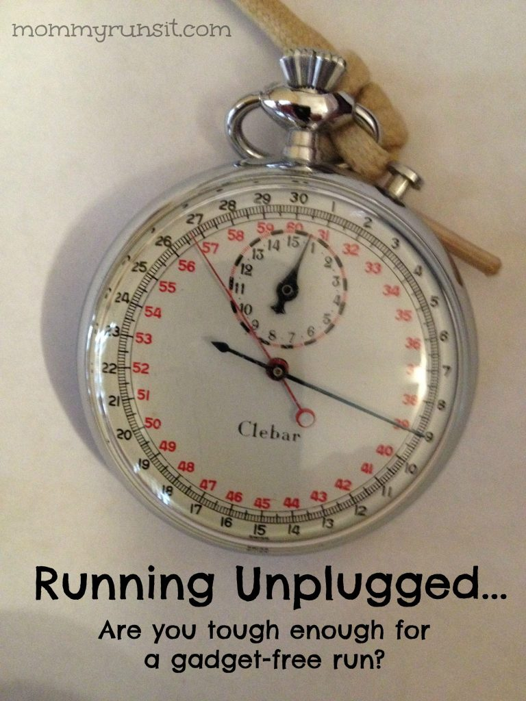 My Dad's Two Cents: Running Unplugged