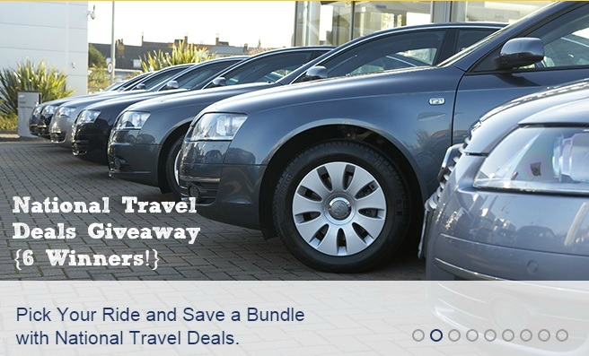 National Travel Deals – Holiday Gift Guide + Giveaway