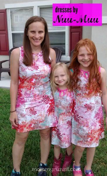 Mom + Mini Dresses from Nuu-Muu (Plus Giveaway!!!) | Mommy Runs It