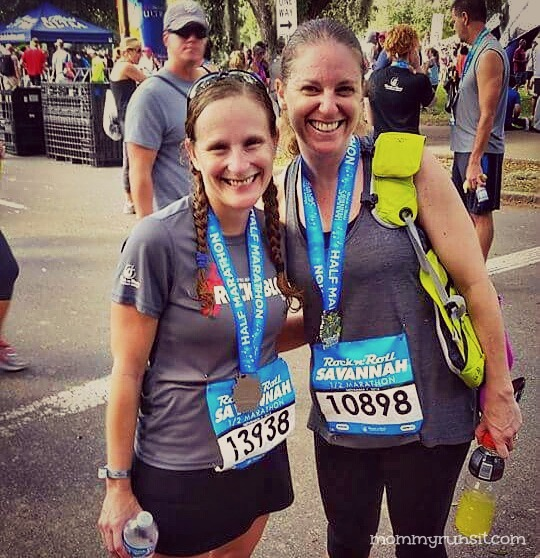 Race Recap: Rock'n'Roll Savannah 2015