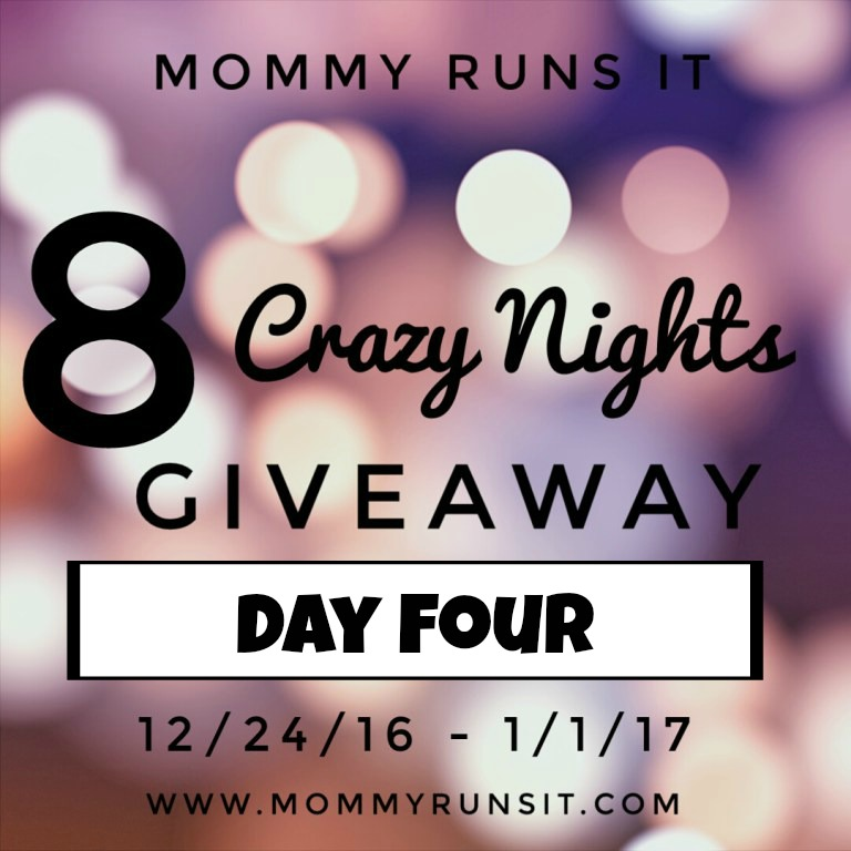 8 Crazy Nights of Giveaways: Day Four