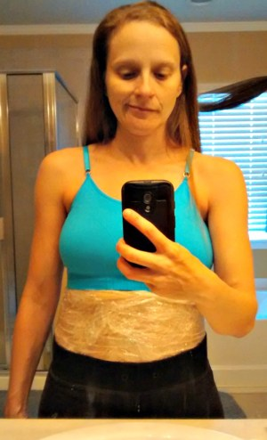 Yes, I've Tried That Crazy Wrap Thing (SPOILER: I Still Don't Have a Six-Pack) | Mommy Runs It