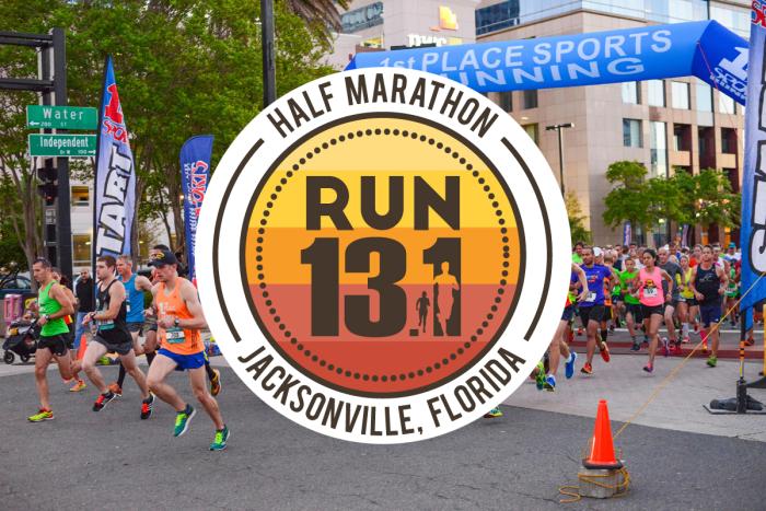 Register for the Run 13.1 in Jacksonville, Florida | Mommy Runs It