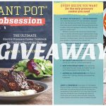 Instant Pot Obsession: A Recipe Question + A Cookbook Giveaway