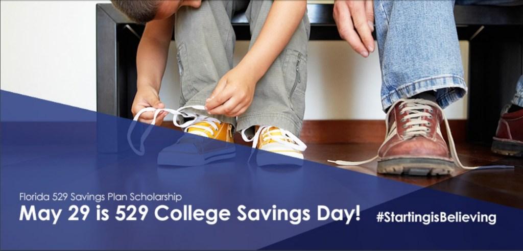 Florida 529 Savings Plan Scholarship Program + Giveaway #StartingIsBelieving