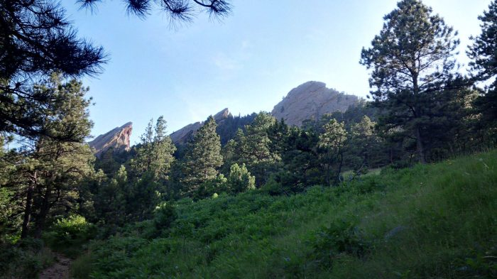 Rock Climbing in Boulder, Colorado | Mommy Runs It
