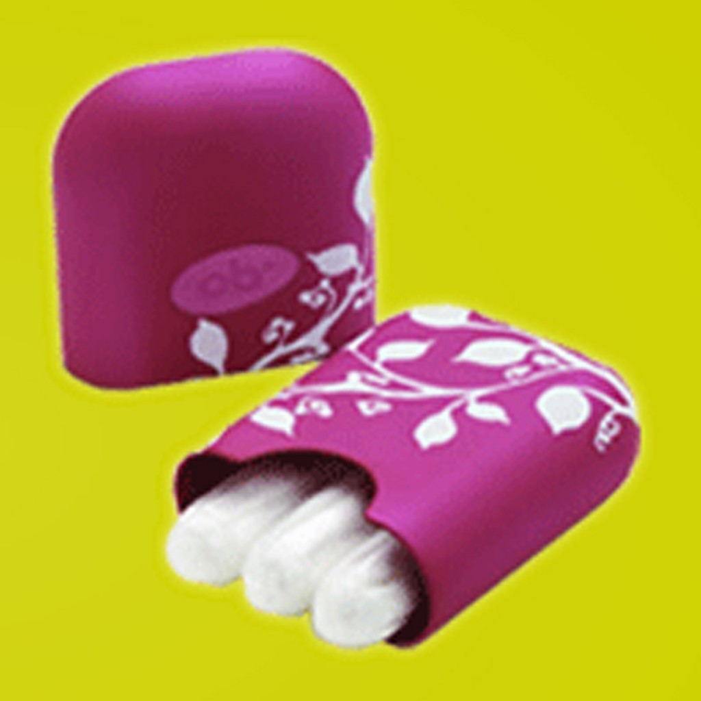OB mighty small tampons