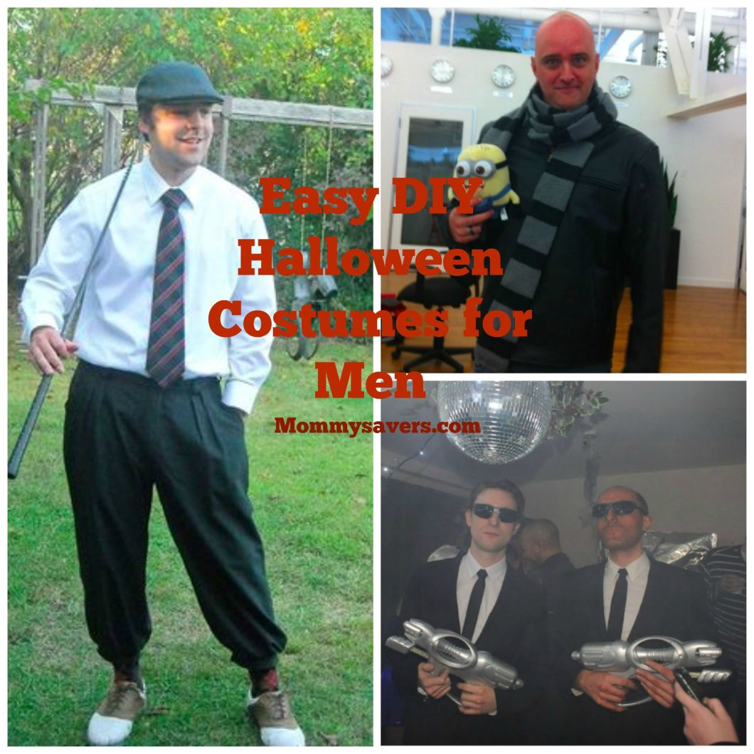 simple cool halloween costumes for guys | cartooncreative.co
