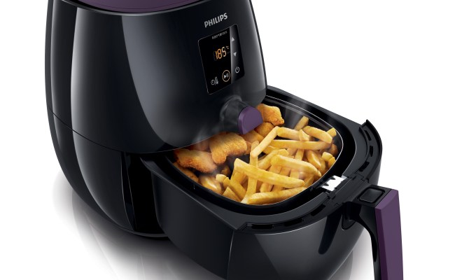 Fry Bake Grill Roast With The Philips Airfryer