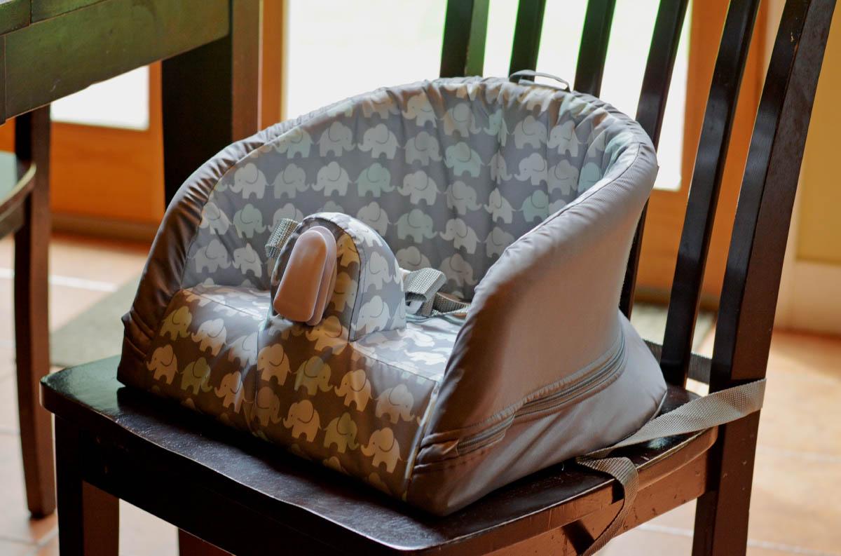 boppy baby chair green marbles dark grey velvet accent summer travel essentials for from mommy 39s