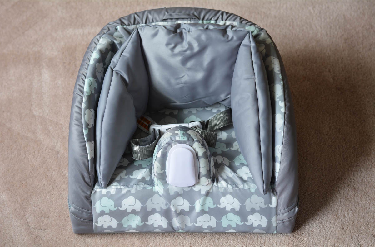 boppy baby chair green marbles gus modern atwood summer travel essentials for from mommy s fabulous finds