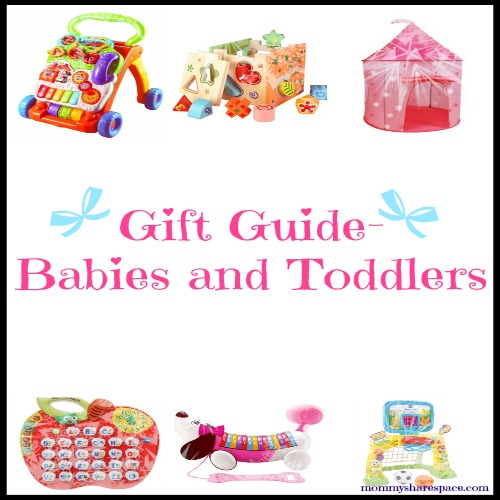 Gift Guide- Babies And Toddlers