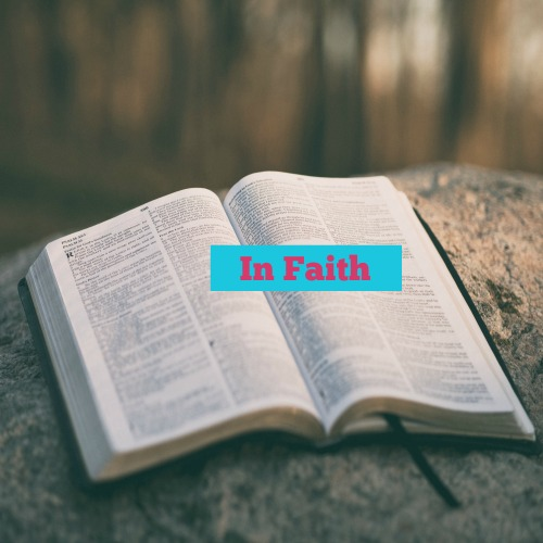 Blog Category-In Faith
