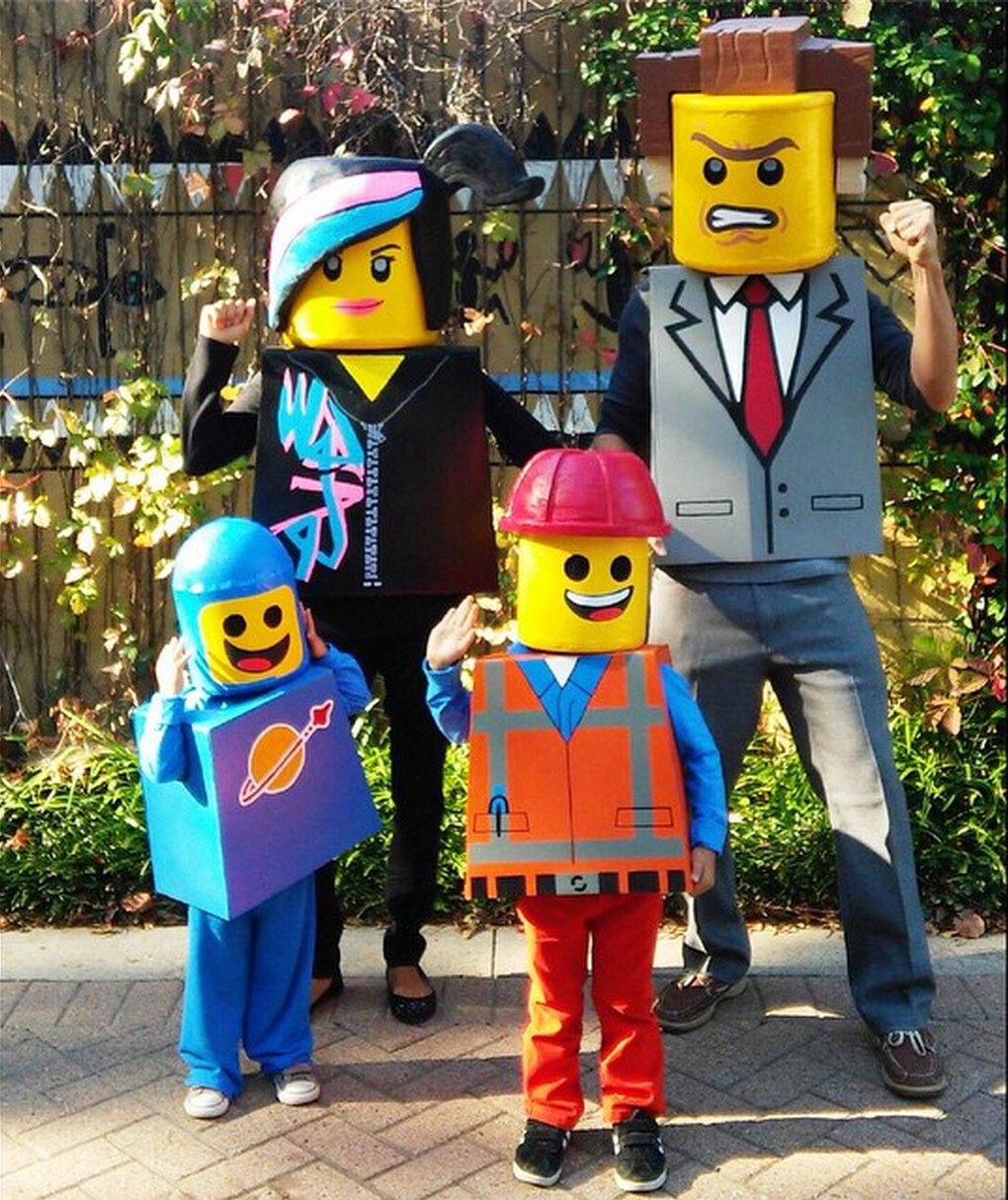 36 awesome family costumes