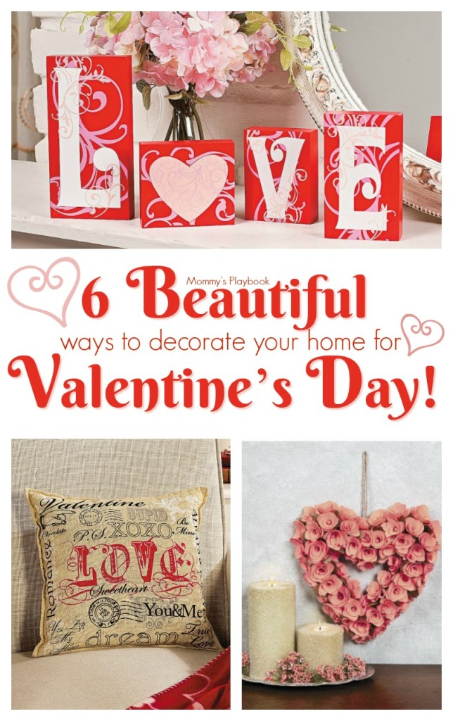 Valentine's Day Decor for the Home