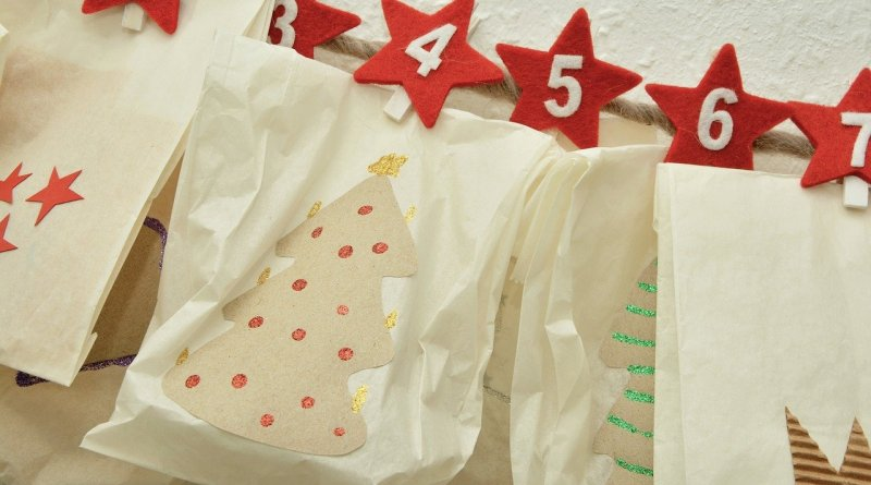 Handmade Advent Calendar Gifts
