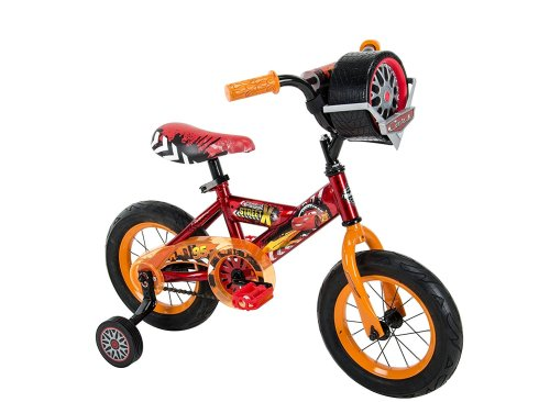 Huffy Disney Cars Bike, 12 inch