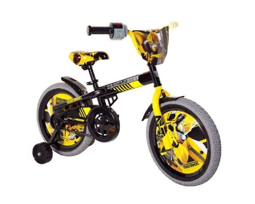 Transformers Bumble Bee Boys Bicycle