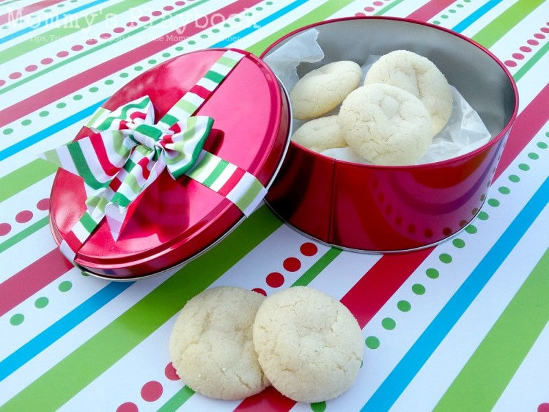 Holiday Sugar Cookies without Butter