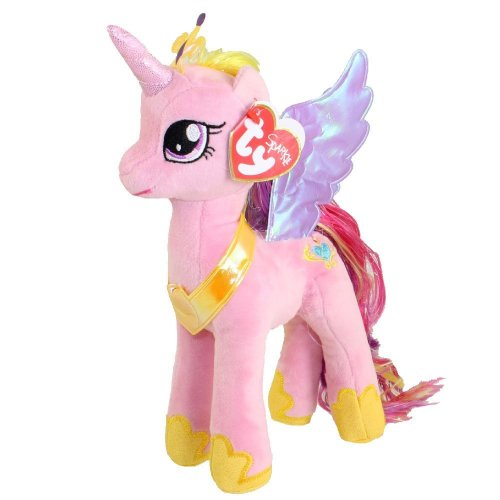TY My Little Pony Princess Cadance 8 inch Plush