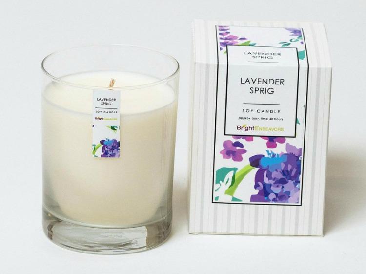 Bright Endeavors Lavender Sprig