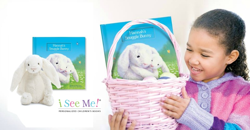 I See Me Easter Gift Sets ~ My Snuggle Bunny