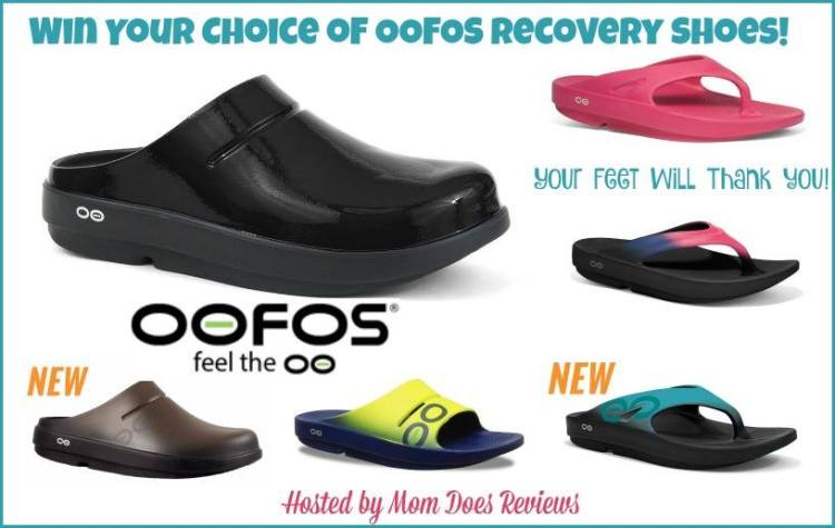 OOFOS Recovery Shoes