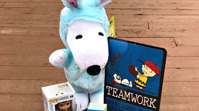 Peanuts Easter Prize Package Giveaway
