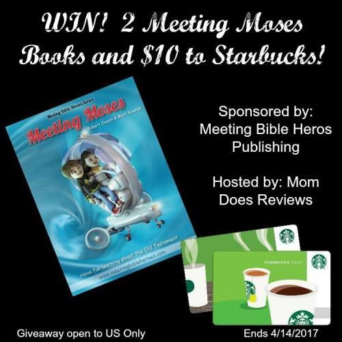 Meeting Moses Bible Series