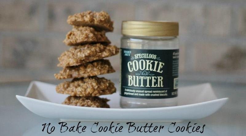 No-Bake Cookie Butter Cookie Recipe #Recipe #ChristmasCookie #ChristmasSweets