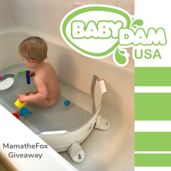 Enter to WIN a BabyDam from BabyDam USA!!