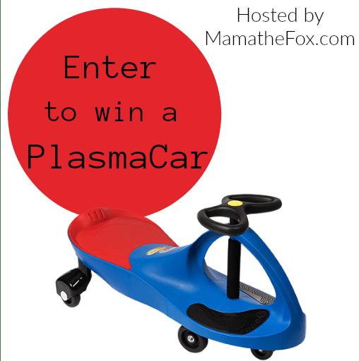 Enter to Win a PlasmaCar!