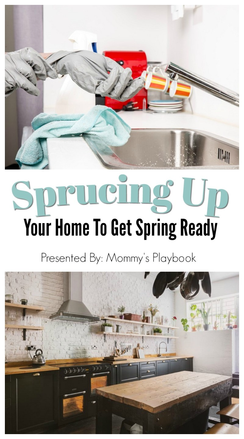 Sprucing Up Your Spring Home