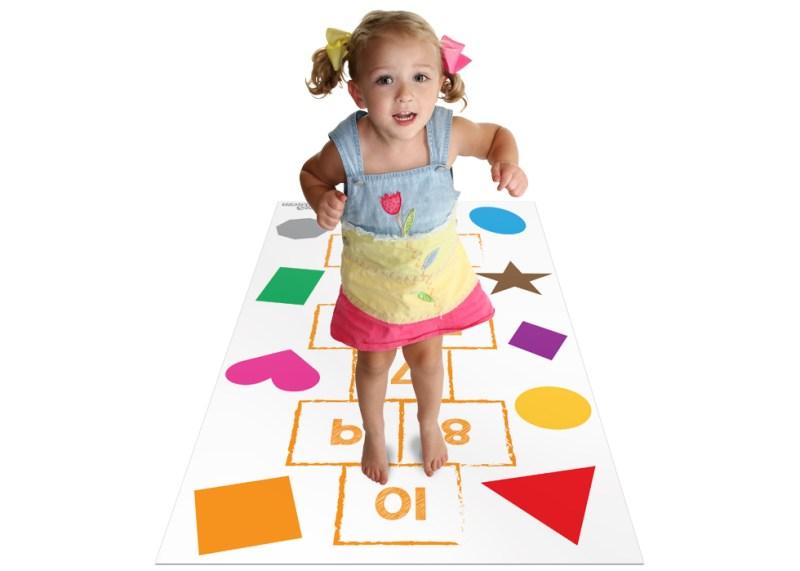 Teach My Yoga Mat Hop & Learn #Yoga #KidsYoga #EduPlay #EducationalToys #TeachMy #TeachMyLearningKits