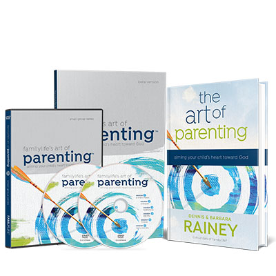 FamilyLife's Art of Parenting® Small-Group Series Kit