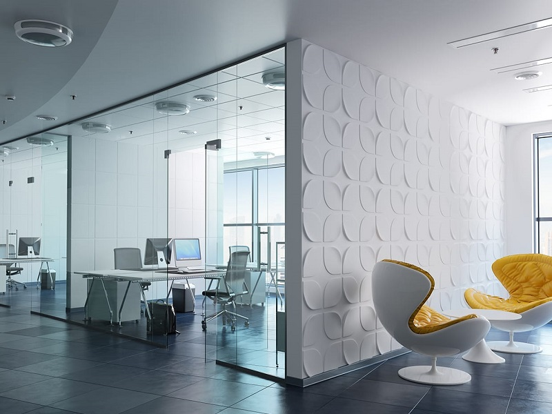 CSI Wall Panels Acoustics for Small Offices and Business Spaces #Office #TheOffice #OfficeRemodel