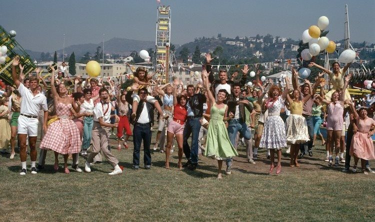 Grease is turning 40!!! Celebrate the 40th Anniversary of Grease with a fantastic giveaway for all of the Pink Ladies!
