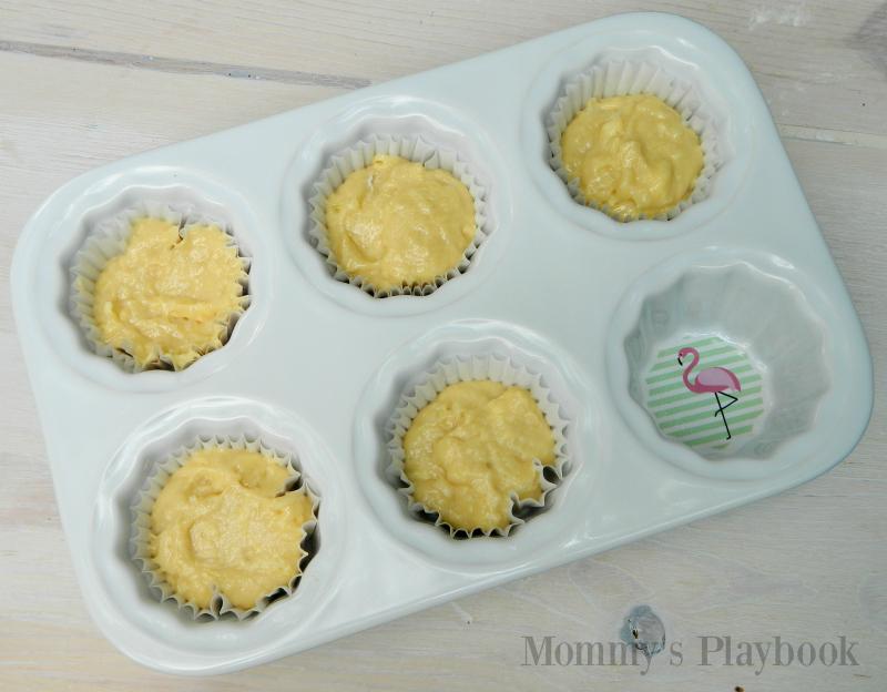 Pina Colada Muffins Recipe!  #Muffins #BreakfastRecipes