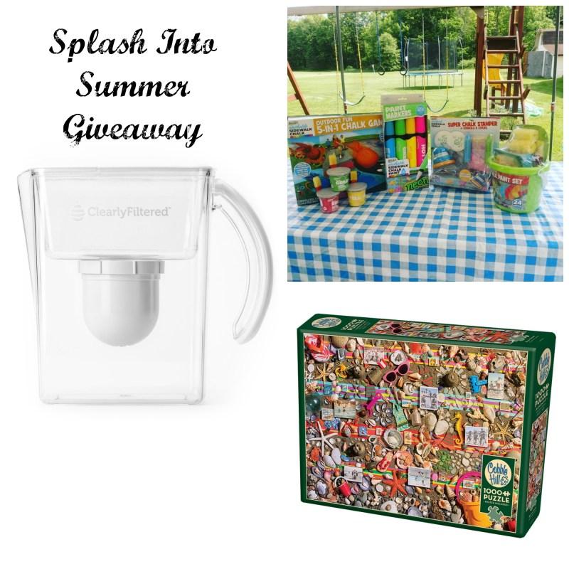 Splash Into Summer Giveaway Event!
