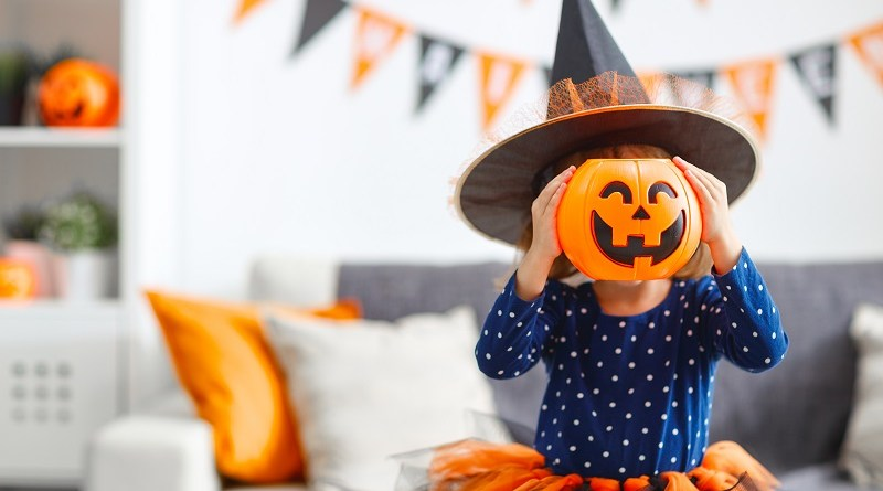 Halloween Costume Party Ideas for Baby #MommysPlaybook