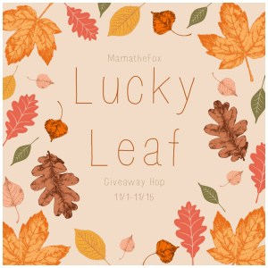 Enter to Win the Lucky Leaf Giveaway Hop! #LuckyLeaf #Giveaway #BlogHop