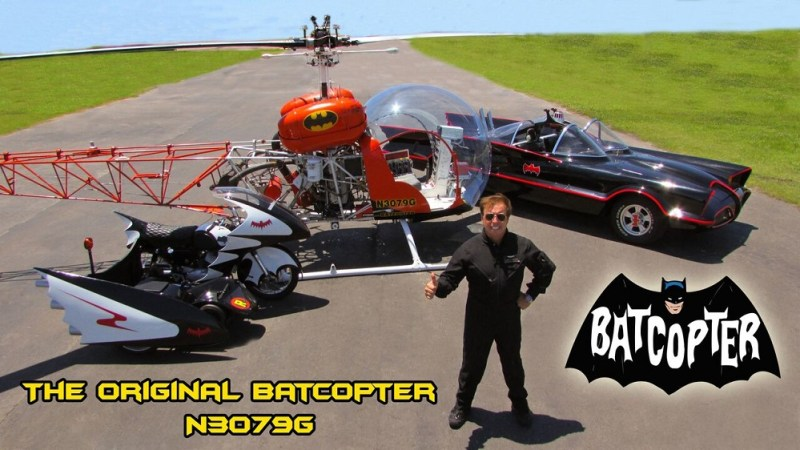 Headlining the 45th Daytona Turkey Run is a fun, supersized event showcasing the original Batcopter N3079G from the Batman TV series. The 1966 Batmobile and 1966 Batcycle will also be on display. #Thanksgiving #TurkeyRun