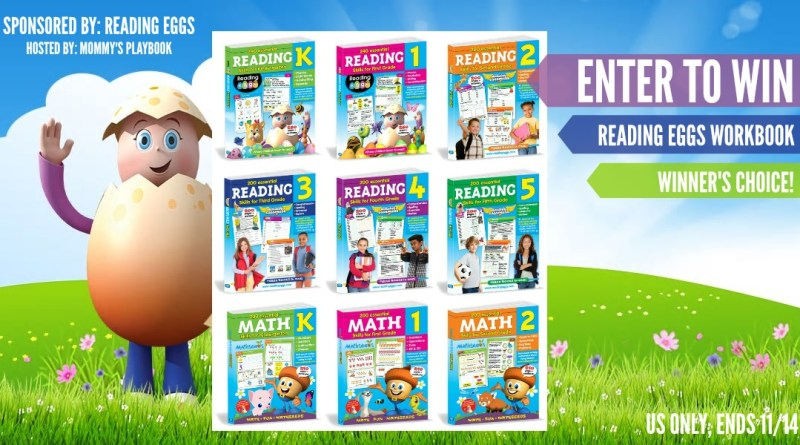 The Reading Eggs and Mathseeds Workbooks give your child the best of both worlds. The jam-packed books will help to consolidate all the essential literacy and numeracy skills your child is learning on Reading Eggs and Mathseeds - skills that will stay with them for life. #eggsplorers #ReadingEggs