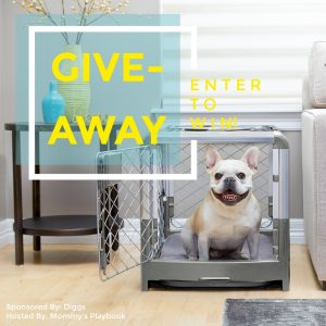 Enter to Win a Revol Crate from Diggs! US Only! Ends 12/1