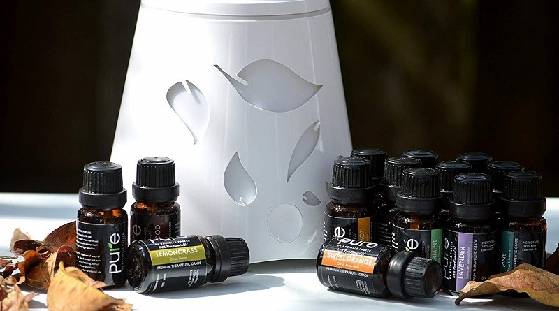 TOP 8- Earth Essential Oil Kit #PureParker #EssentialOils