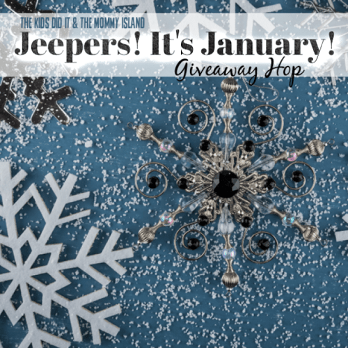 Jeeprs it's January Giveaway Event!