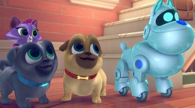 Puppy Dog Pals #DisneyJunior
