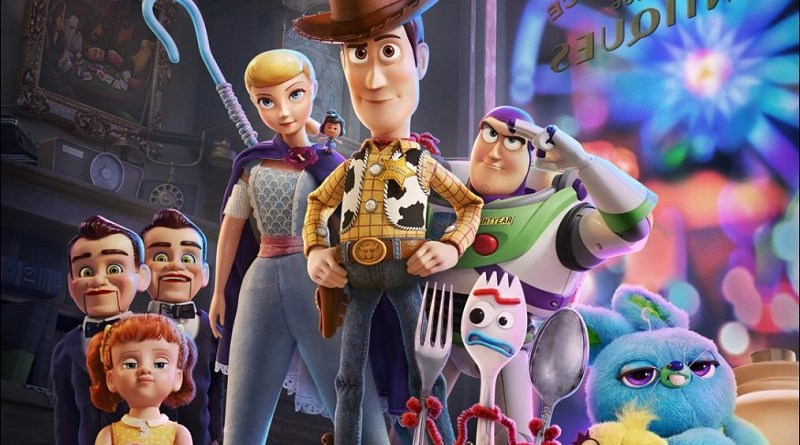 Toy Story 4 Film #ToyStory4