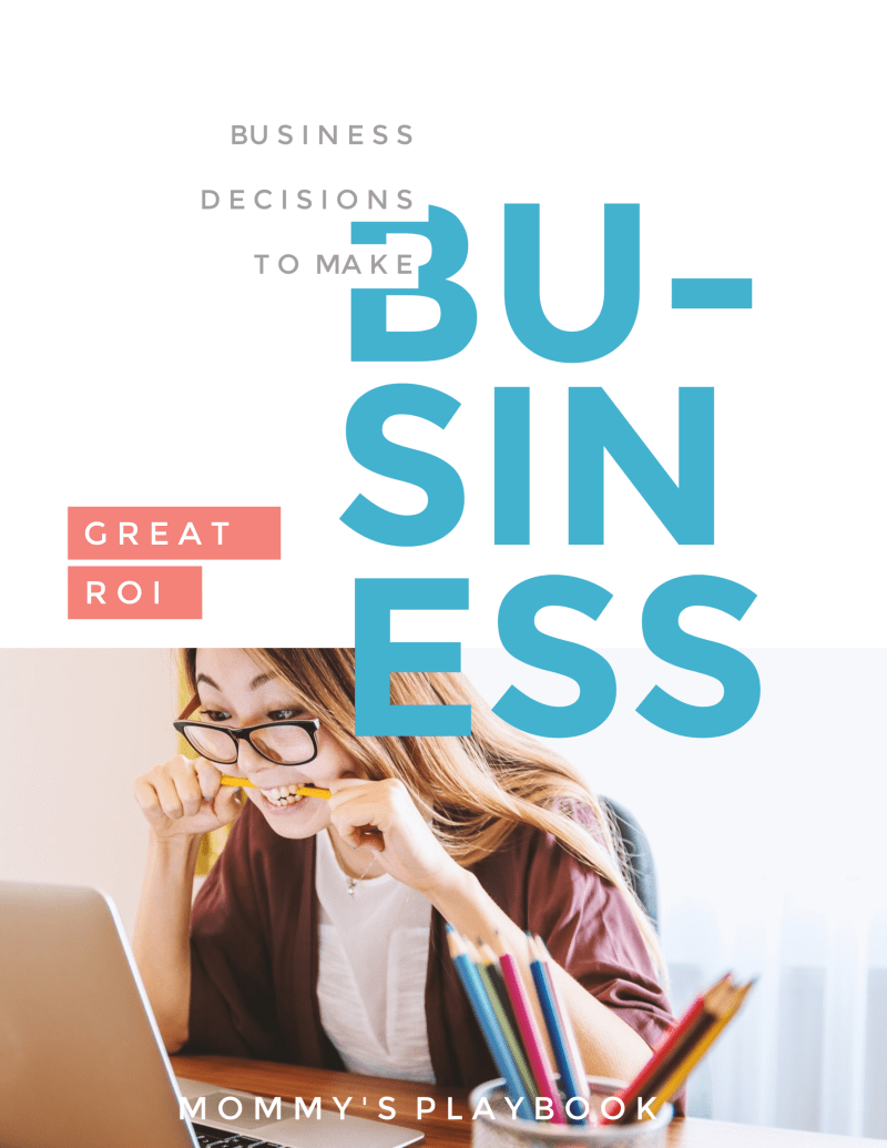 Business Decisions with the Best Return on Investment #SmallBusinessOwners #Business