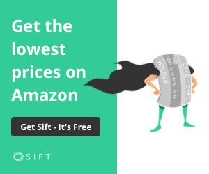 SiftWallet Gets You the Lowest Prices on Amazon